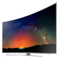 4K曲面屏:SAMSUNG 三星 SUHD 曲面电视开放预约 售价24999起