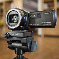 《到站秀》第36弹:SONY 索尼 FDR-AXP55 家用4K数码摄像机