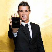 清新淡雅:Cristiano Ronaldo 推出 Legacy 香水