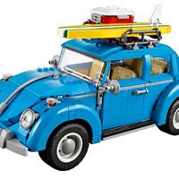 经典再现:LEGO 乐高 发布D2C级10252大众甲壳虫