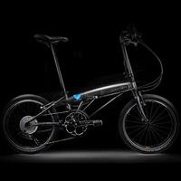 经典车型迈入智能时代:DAHON 大行 推出 智能P8折叠自行车
