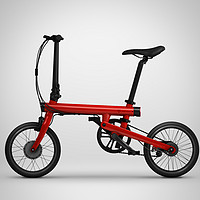 7月底发货:MI 小米 推出 QiCYCLE 骑记 电助力折叠自行车