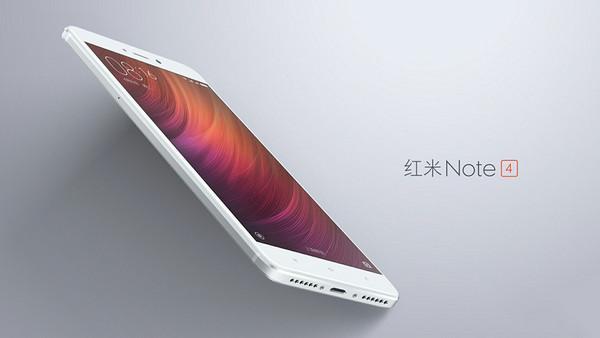 千元新旗舰 小米 发布 红米 Note4智能手机 新标杆-
