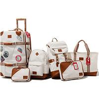 都市休闲风:NEIGHBORHOOD x BURTON Heritage Traveler 联名款 箱包系列 即将发售
