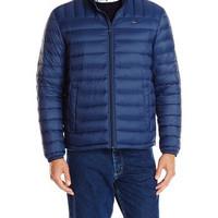 Tommy Hilfiger Men\'s Packable Down Jacket