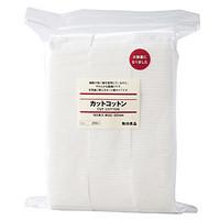 化妆棉 165枚 65×50mm 白色