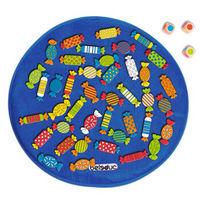 beleduc德国贝乐多糖果游戏儿童益智玩具桌面游戏亲子互动3+ 礼盒装22460