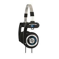 高斯(KOSS)PORTA PRO CLASSIC 头戴式便携超重低音耳机 黑色
