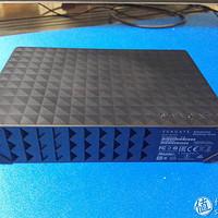 SEAGATE 希捷 Expansion 新睿翼 桌面式硬盘 5TB 晒单
