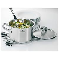 厨神的厨房 篇二十五:意料之外的惊喜 - WMF 福腾堡 Gourmet Plus五星级汤锅 开箱晒单