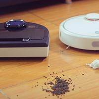用实战对决来见证效率!NEATO D8000 VS 小米扫地机器人评测