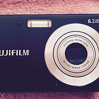我的第一部卡片机:FUJIFILM 富士 J10