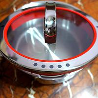 厨神的厨房 篇二十八:最爱那一抹红 - WMF福腾堡 Function 4系列顶级套锅 晒单