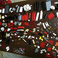 我的第一台大众:LEGO 10220 Volkswagen 大众T1 野营车