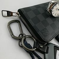 LOUIS VUITTON 路易威登 新款 N63095 男式长款钱夹 开箱晒单