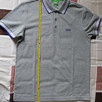 多品牌海淘男士POLO衫的尺码实测