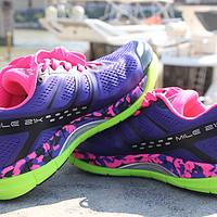 #本站首晒# bmai 必迈 Mile 21K 2代跑鞋 开箱