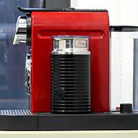 品尝水果味道的手冲咖啡 篇五:来一份美味的意式咖啡和 温柔的奶泡吧——Krups Nespresso Ciliz 胶囊咖啡机