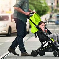 RECARO Easylife Ultra-Lightweight Stroller, Scarlet
