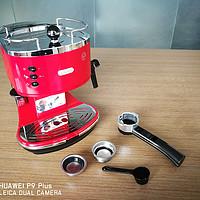 #原创新人#Delonghi 德龙 ECO310 半自动咖啡机使用测评