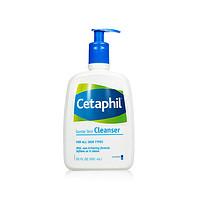 这是一瓶沐浴露?真的没有人用它来洗脸了吗?:Cetaphil 丝塔芙 温和无泡洁面乳