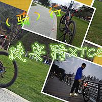 2017!1(一)7(起)7(骑)行:GIANT 捷安特 xtc800 山地自行车