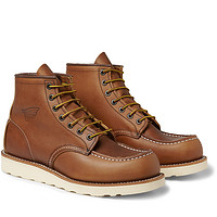 """Red Wing Heritage 1907 6"""" Moc-Toe Boots - Factory 2nds (For Men)"""