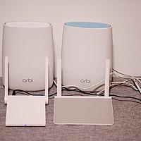 我不仅仅是价格贵:NETGEAR 美国网件 Orbi 奥秘 智慧分身多路由器 技术详解&体验评测