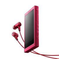 索尼(SONY)NW-A35HN Hi-Res高解析度无损降噪音乐播放器mp3/mp4 含耳机(黑色)