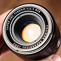 #本站首晒# FUJIFILM 富士 微距镜头 XF60mmF2.4 R Macro 开箱