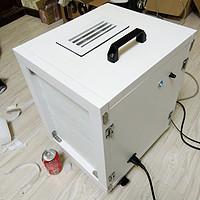 让生活多一点DIY — 自制空气净化器