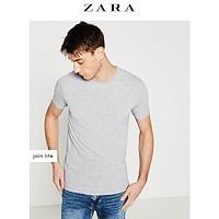 ZARA 男装 超修身 T 恤 00761450803