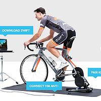 远离雾霾,玩转室内骑行训练 篇一:骑行台选择及 TACX Vortex Smart 开箱