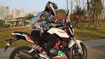 2016款 Benelli 贝纳利小黄龙TNT25 水冷电喷街跑摩托车 提货及初步使用感受