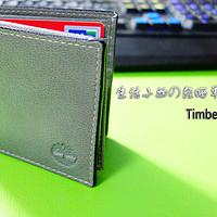生活小物の轻晒单 篇一:Timberland 男士折叠钱包开盒试用