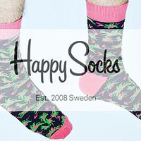 我们都是袜子控 篇三:Happy Socks 的中奖秀