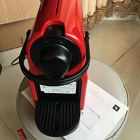 #原创新人# NESPRESSO 奈斯派索 Inissia 系列 C40 胶囊咖啡机 开箱