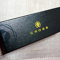 #本站首晒#黑色优雅 - 高仕(CROSS) 佰利系列BAILY 黑色钢笔+黑色墨水开箱晒单+实测