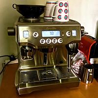 #原创新人#  铂富旗舰机型 Breville 铂富 980XL 咖啡机 晒单