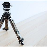 桌面的基情 篇四:Sunwayfoto 晟崴 T1A20 专业铝合金多用途小型三脚架