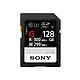 索尼推出SF-G SD存储卡