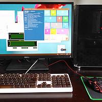DIY爱好者年度小作品 篇十一:这次终于是自家的电脑了,冲动的B250+I7 7700K装机,附win7安装和win10洗白方法