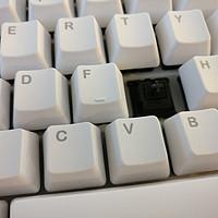 你说的黑是什么黑,被黑得很惨的黑轴:iKBC C87 键机械键盘 简评(另和雷柏v500茶对比)