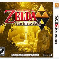 3DS游戏推荐《塞尔达传说 众神的三角力量2》
