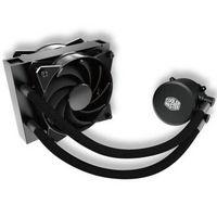 酷冷至尊(Cooler Master)MasterLiquid 120(冰神G)CPU水冷散热器(多平台支持Ryzen/双腔水泵/微水道铜底)