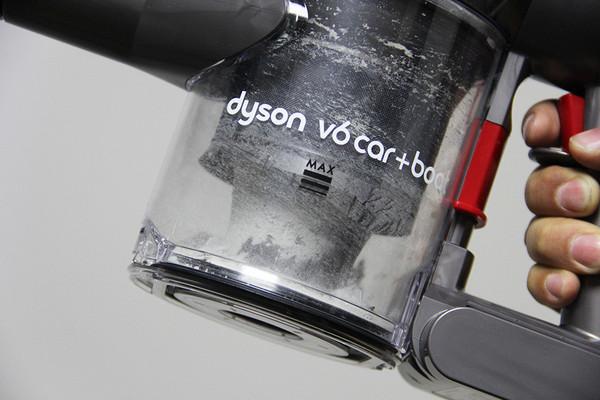 《到站秀》第94弹:dyson 戴森 v6 car+boat 手持车载吸尘器图片