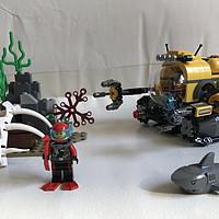 LEGO 乐高 拼拼乐 60092 海底探宝