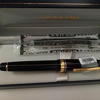 Sailor 写乐 21K 平顶双色尖11-2036-420钢笔 开箱