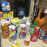 周末清洁大会战 篇十:我家厨房各种清洁大杂烩