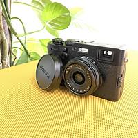 对X100T的告别 — Fujifilm 富士X100F 开箱验机